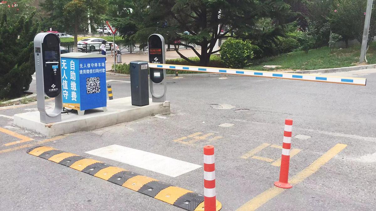 用无人值守保障高效通行,大连尚品天城的停车管理新面貌!